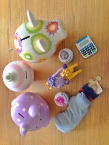 Help your child to start saving