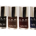 Nails Inc Autum Winter collection