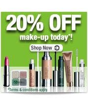 Body Shop Makeup Offer