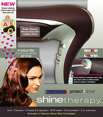 Remington Shine Therapy