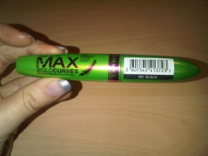 Rimmel The Max Bold Curves Mascara