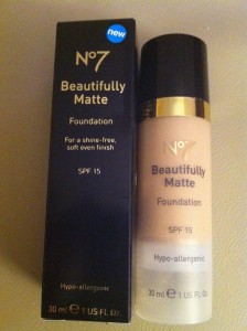 No7 Beautifully Matte