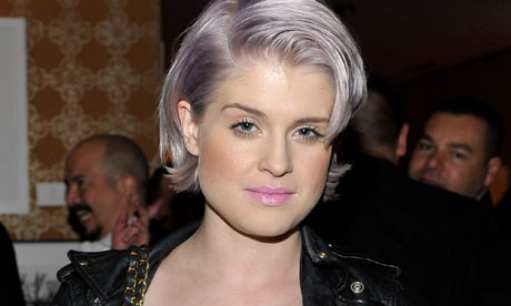 Kelly-Osbourne grey hair