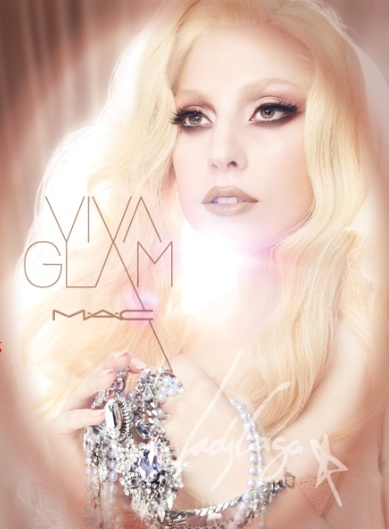 Mac Viva Glam - Lady Gaga is back...