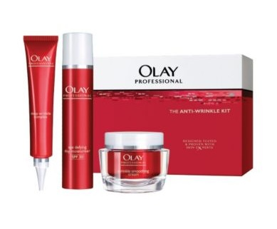 Fight off those wrinkles with Olay Professional Anti Wrinkle Kit
