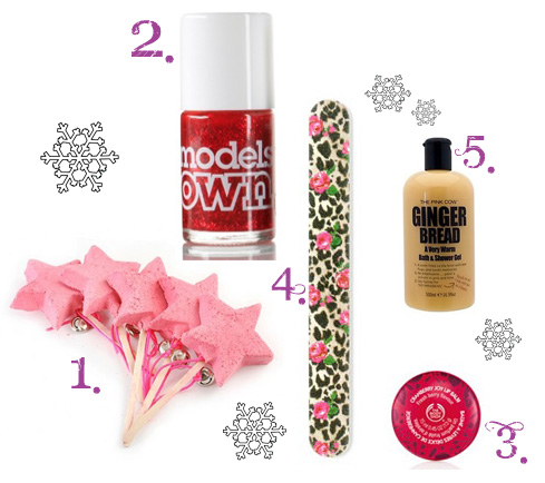 Five festive stocking fillers for £5 and under