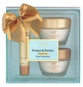 No7 Protect & Perfect Intense Face Collection currently £32