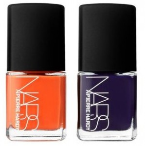 Nail varnish duo