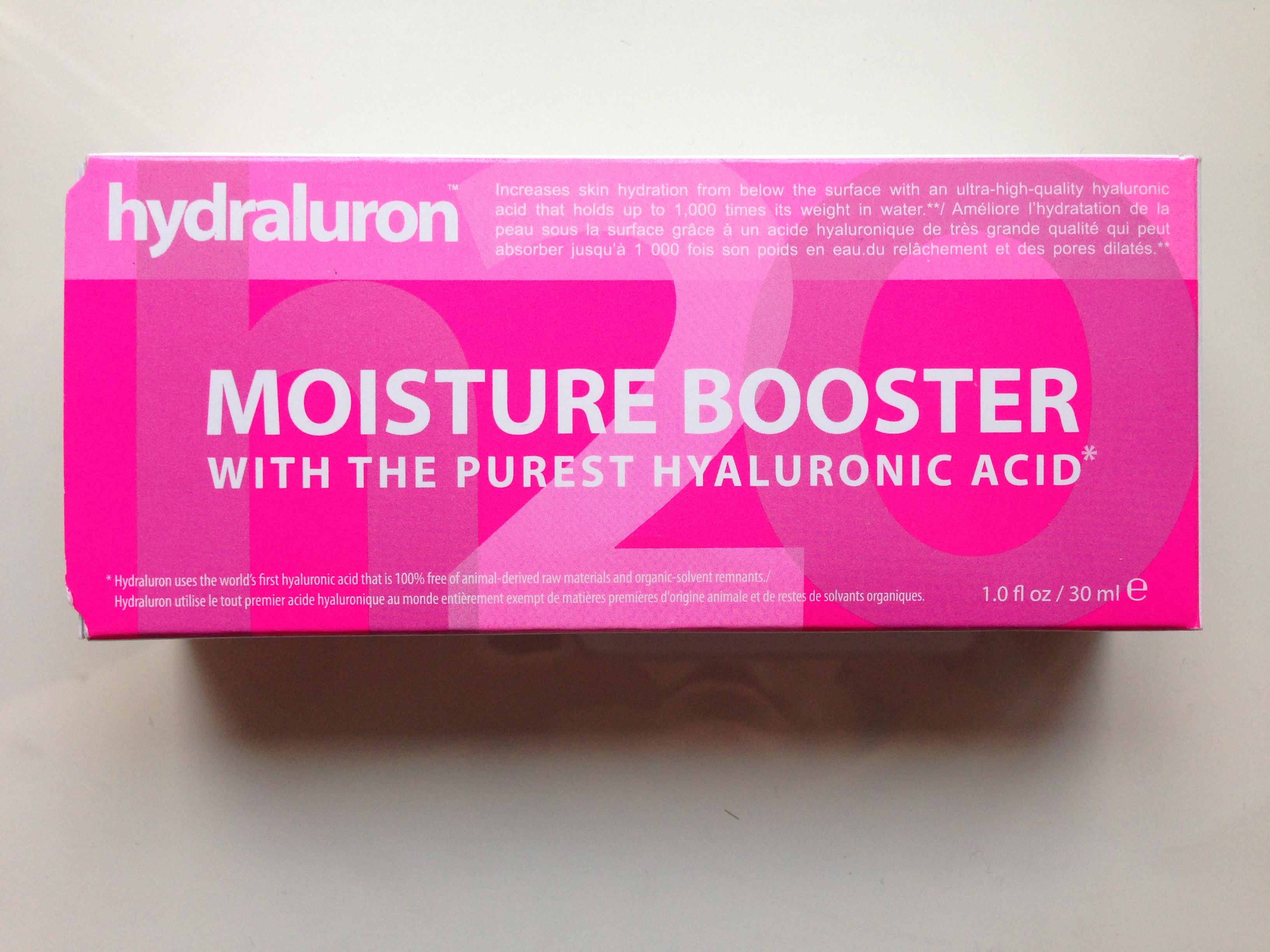 Hydraluron Moisture Booster