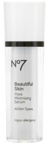 Pore Minimising Serum by No7 (£16)