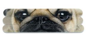 Pug nail files