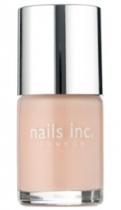 Master the nude nail trend