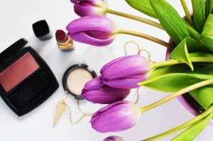 Organising your beauty products
