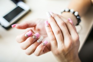 Nail enhancement aftercare