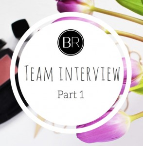 Team interview part 1
