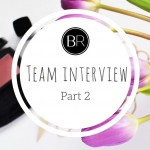 Team interview part 2