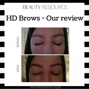 HD Brows - Sian