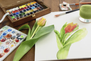 Colouring in - can it be beneficial for adults?