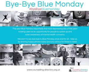 Bye-bye Blue Monday