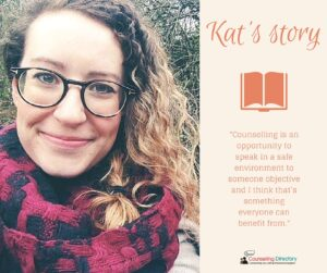Kat photo - counselling experience
