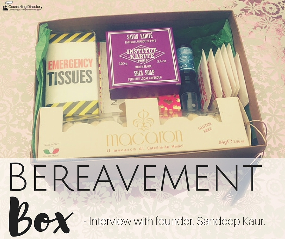 Bereavement Box