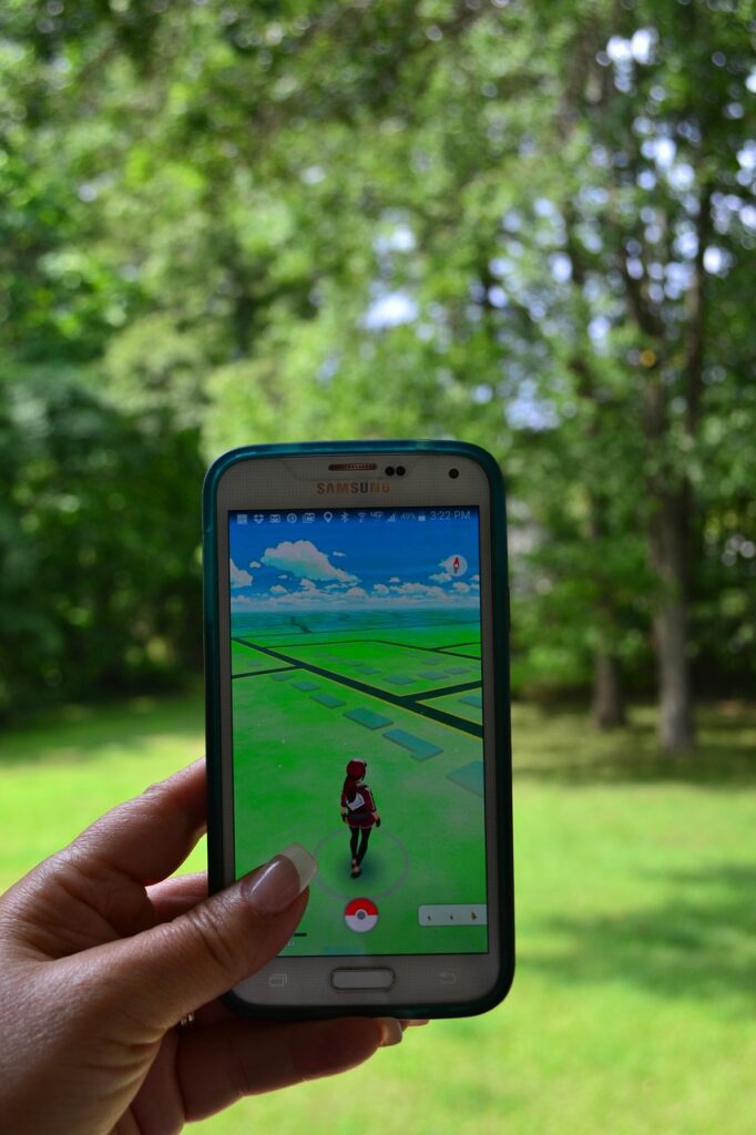Pokémon Go: The app that's improving mental health