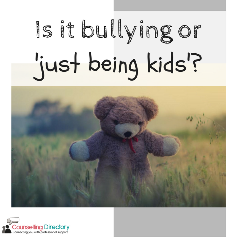 bullying or kids?