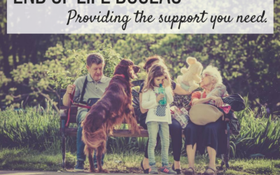 End of Life Doulas - Providing the support you need