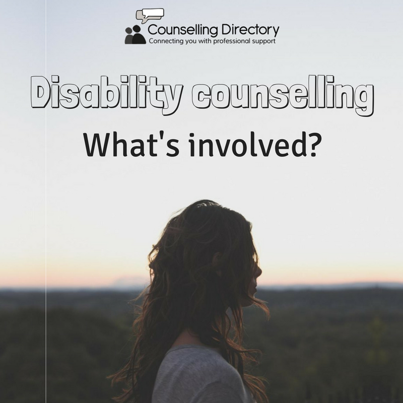 Disability counselling
