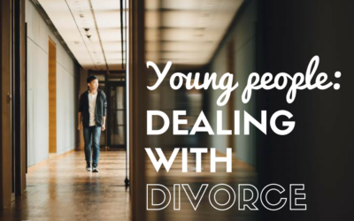 Young people: Dealing with divorce