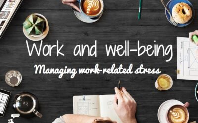Work and your well-being