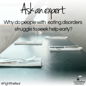 Eating disorders awareness week ask an expert seeking help early