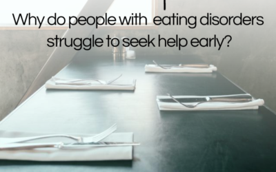 Eating disorders: Why is it so hard to seek help early?