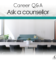 ask a counsellor: career Q&A
