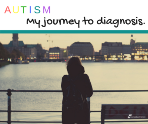 Autism - My journey to diagnosis.