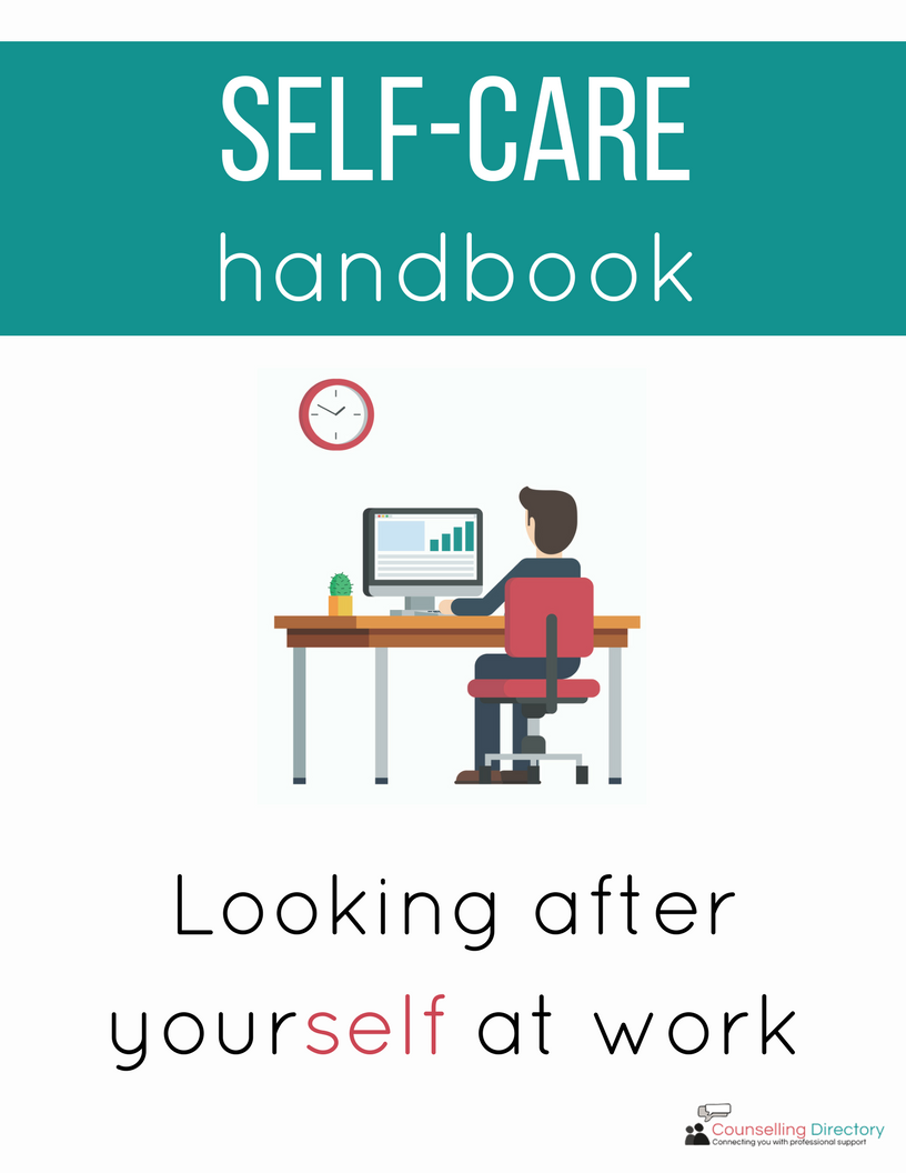 self-care handbook