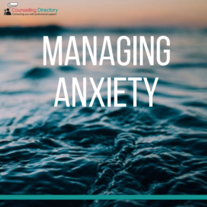 managing anxiety and self-care tips