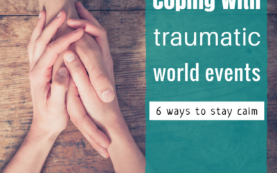 Coping with traumatic world events