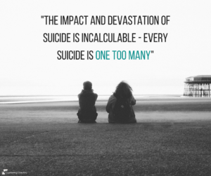 suicide prevention day CD