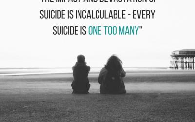 Mental health exec, suicide survivor urges action over 'devastating' suicide statistics