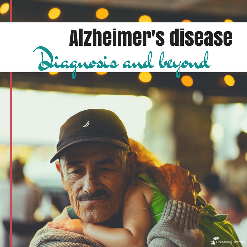 Alzheimer's; diagnosis and beyond
