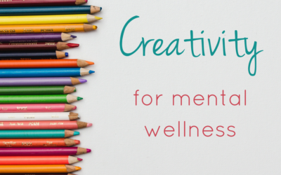 Creativity for mental wellness