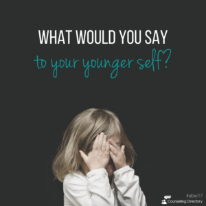 anti bullying week 2017 - what would you say to your younger self?