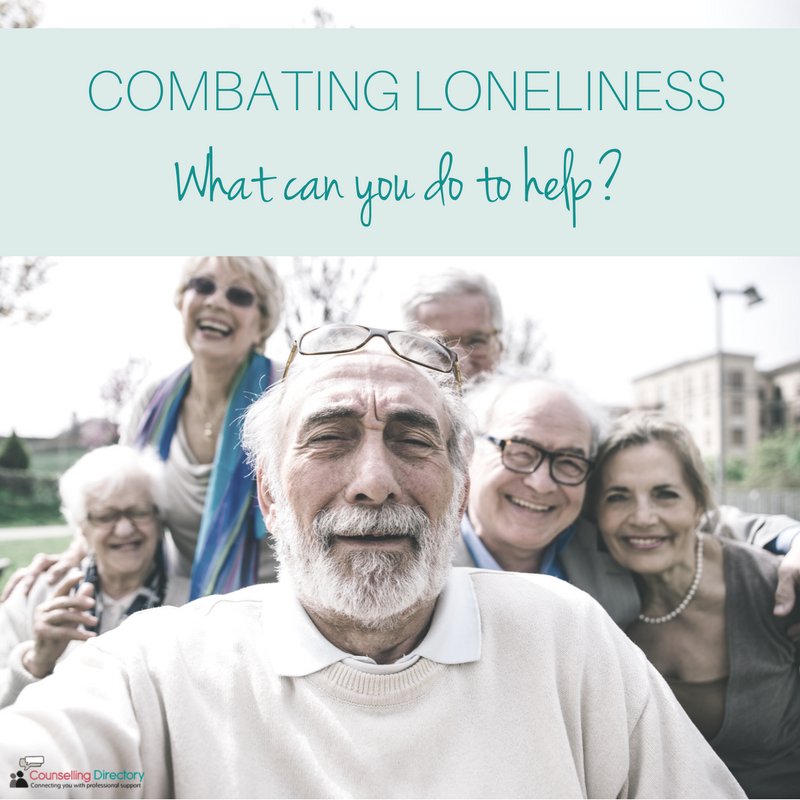 Combating lonliness