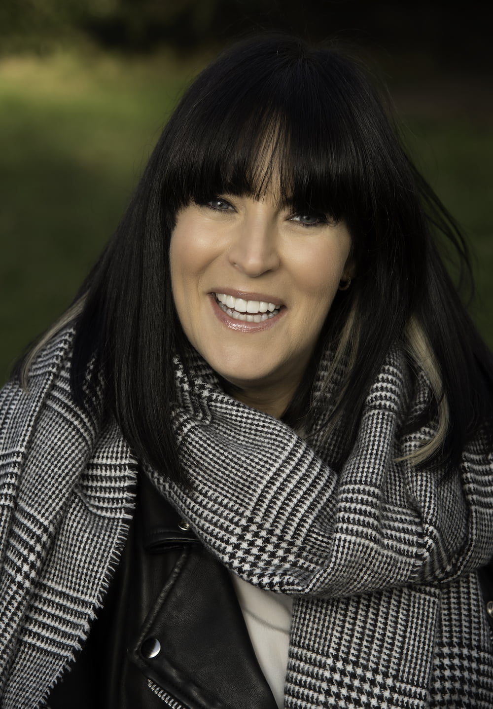 Anna Richardson Happiful January Issue