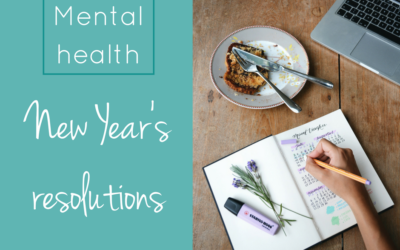 Mental health New Year's resolutions