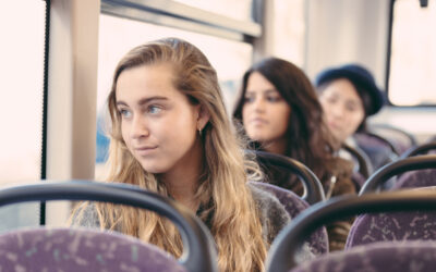 TFL's priority seating campaign supports those with anxiety