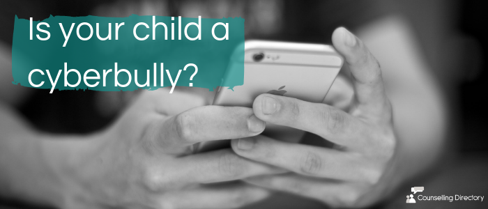 Is your child a cyberbully?