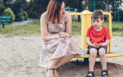 6 ways to help children manage big changes