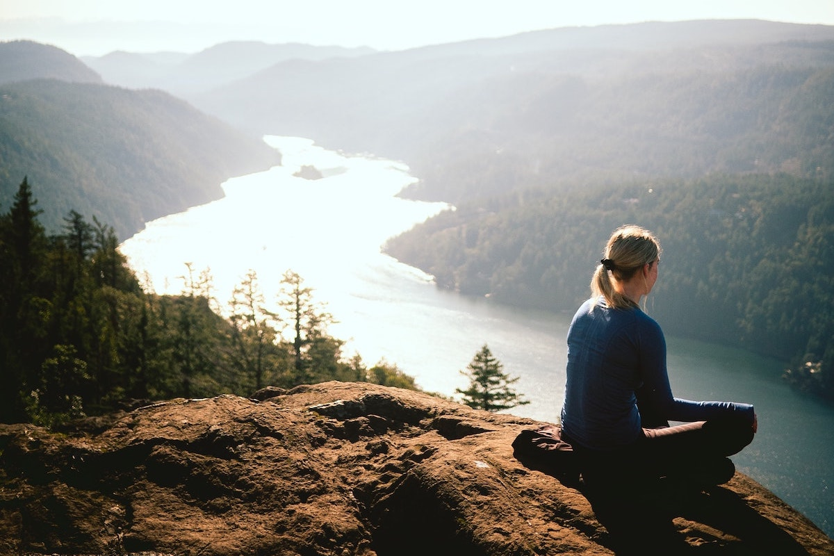 5 steps to stillness